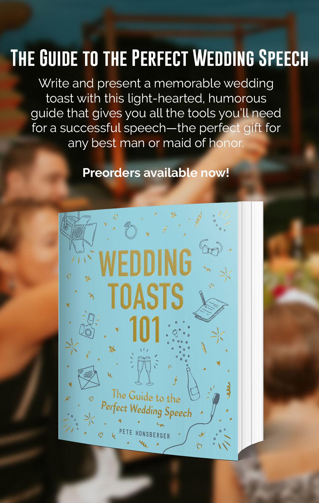 Best Wedding Toasts.Home Wedding Toasts 101