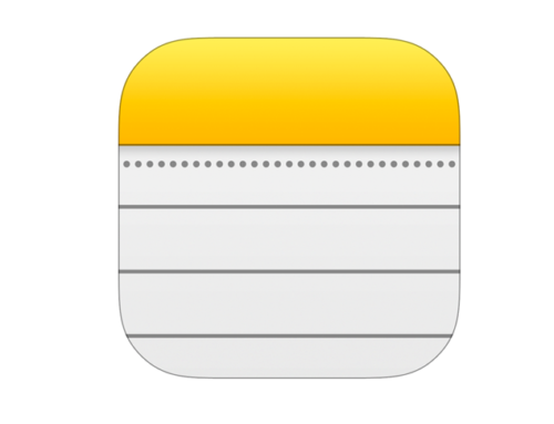 The Notes App